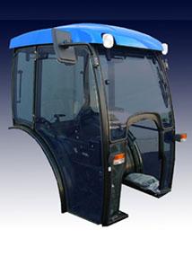 Ricambi per cabine originali e di secondo impianto