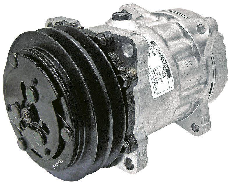 Compressori per impianti aria condizionata