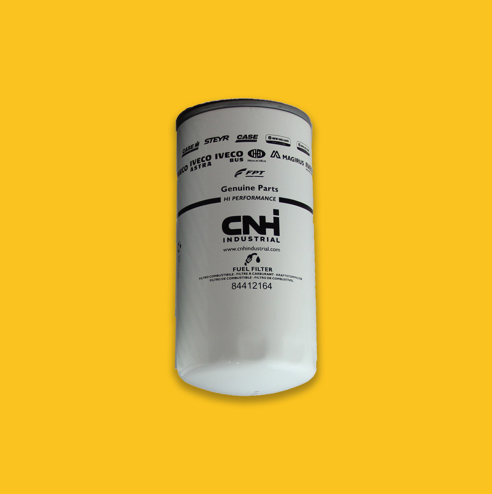 Filtro Combustibile CNH - 84412164 New Holland