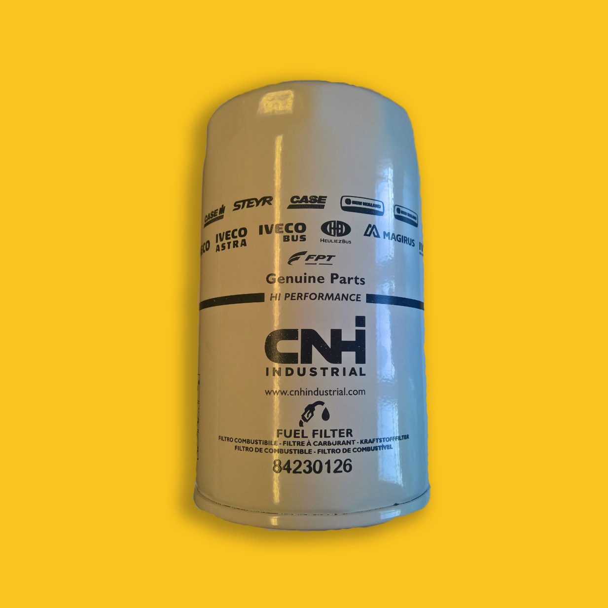 Filtro Carburante CNH - New Holland - 84230126